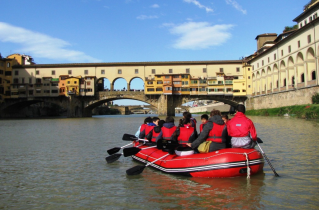 2009 Version 14' Saturn Whitewater Raft in Italy (Thousands of River Miles)