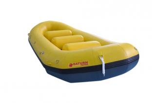 "15'8"" Saturn Triton Whitewater Raft - Yellow"