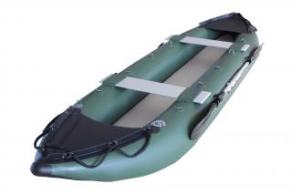 2021 Model 13' Saturn Fishing Kayak (FK396) - Hunter Green