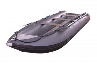 2020 15' Saturn Outfitter Series KaBoat (Alaska Upgrades) -  Grey