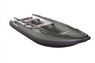 New 2020 13' Saturn Outfitter KaBoat - Hunter Green