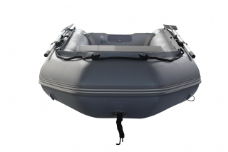 "2020 7'6"" Saturn Dinghy (SD230 ) - Dark Grey - Front View"