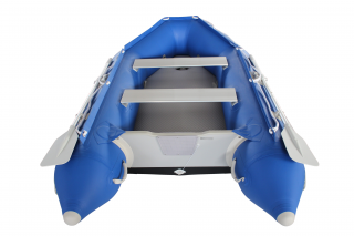 "9'6"" Saturn Dinghy SD290 Blue - Rear View"