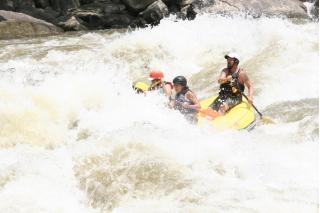 Customer Photo - 14' Saturn Whitewater Raft - That Will Make You Pucker