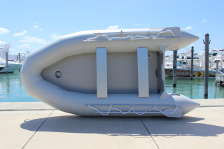 12' Saturn SD365 Dinghy - Top View