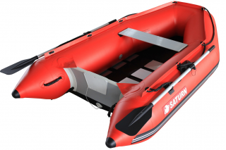 "8'6"" SS260 Saturn Dinghy - Slated Floor Design"