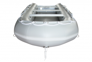 All New 14' Saturn Long Tender (Triton Version) With Dropstitch Floor - Front View