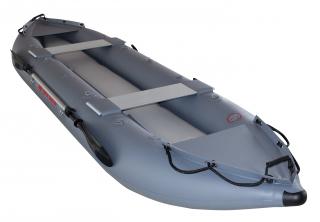 2021 Model 13' Saturn Ocean Fishing Kayak - Dark Grey