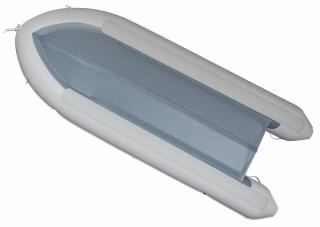 2020 14' Saturn Performance KaBoat (Light Grey)