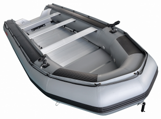 15' Saturn Heavy Duty Fishing Boat - Front View