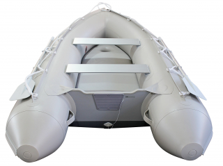11' Saturn Performance KaBoat - Transom View