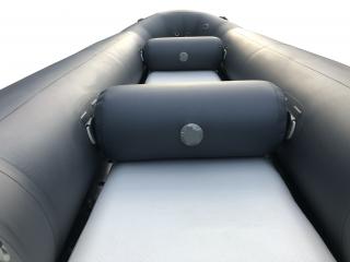 "2021 12'6"" Saturn Triton Whitewater Raft - Interior"