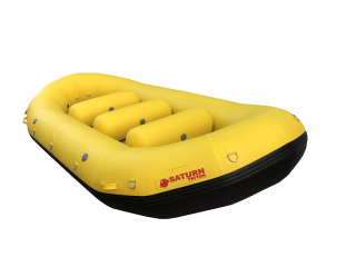 "2021 Model 13'6"" Saturn Triton Whitewater Raft"