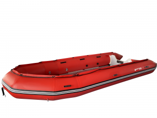 New 2020 15' Saturn Triton Dinghy - Aluminum Sectional Floor