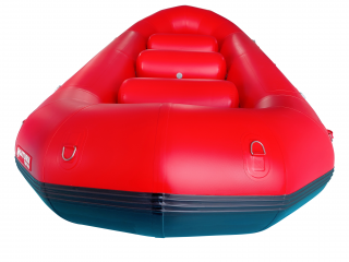 "2020 15'8"" Saturn Triton Whitewater Raft - Best Value on the Market!"