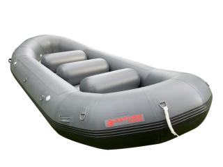"""15'8"""" Saturn Triton Whitewater Raft - Dark Grey - Best Value on the Market!"""