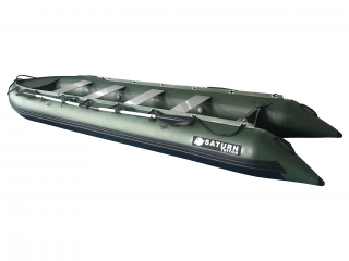 16' Saturn Triton Outfitter Series KaBoat - Green