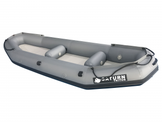 2021 Saturn Triton Raft/Kayak - Grey