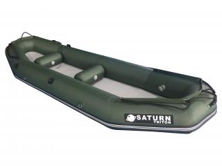 2021 12' Saturn Triton Raft/Kayak - Green