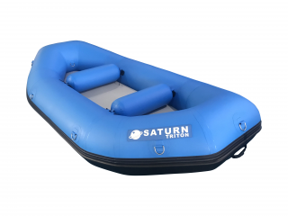 "Triton Series 9'6"" Saturn Whitewater Raft - Blue"