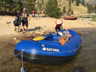 13' Saturn Raft RD390 - 2016 Model