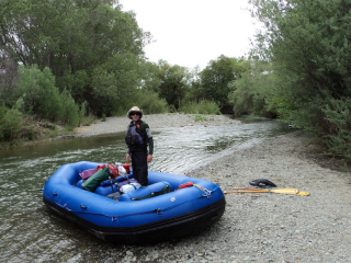 "Customer Photo - 14'6"" Saturn Whitewater Raft RD442 - Rafting Heaven"