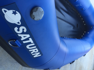 2015 Saturn Whitewater Raft (Showing Removable Floor)