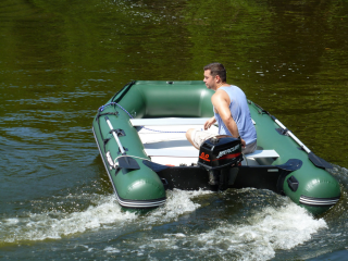 11' Saturn Inflatable Boat SD330W