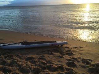 12' Saturn River/Ocean SUP Board