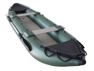 2021 Model 13' Saturn Fishing Kayak (FK396) - Green - Custom Fishing Machine