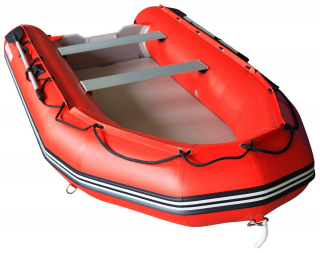 13' Saturn Dinghy SD385 with Air Floor Option - Front View