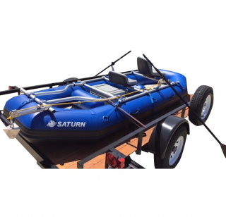 "Prior version 12'6"" Saturn Whitewater Raft"