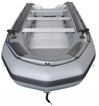 15' Saturn Heavy Duty Fishing Boat - 3 Bench Seats
