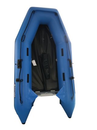 "8'6"" Saturn Dinghy Blue - Inflatable Floor Removed"