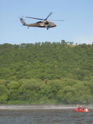 Customer Photos - 13' Saturn Dinghy SD385 - Rescue Training