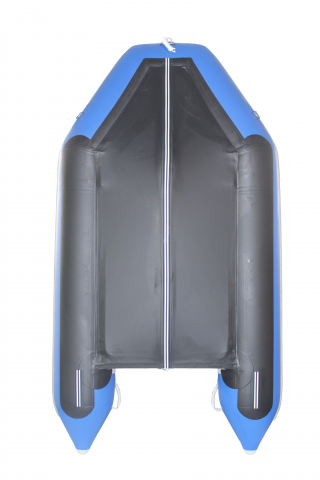 "9'6"" Saturn Dinghy SD290 Blue - Bottom View"