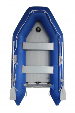 "9'6"" Saturn Dinghy SD290 Blue - Top View"
