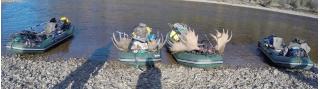 Customer Photo - 12' Saturn Raft/Kayaks - w/ NRS Custom Frame
