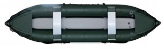 2021 Model 13' Saturn Ocean Kayak - 2 Aluminum Sit of Top Seats