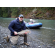 13' Saturn Whitewater Raft with NRS Fishing Frame - Fishing Guide Photo