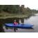 Customer Photo - 14' Saturn Ocean Kayak on the Lake
