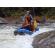 """Customer Photo - 9'6"""" Saturn Whitewater Raft - Surfing"""