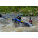 R2ing a 13' Saturn Whitewater Raft in Big Whitewater!