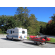Customer Photos - 13' Saturn Dinghy SD385 - Towing Behind Camper