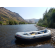 2018 Model 13' Saturn Whitewater Raft - Dark Grey