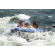 Customer Photo - 16' Saturn Whitewater Raft in Big Whitewater - Cheers