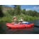 """15'6"""" Saturn Cataract Tubes with NRS Rowing Frame By Saturn Rafts"""