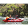 """15'6"""" CT457 Saturn Cataract Tubes with NRS Rowing Frame By Saturn Rafts - Rescued Kayak"""