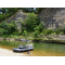 "Customer Photos - 12'6"" Saturn Triton Raft with 3-Seat Custom NRS Fishing Frame"