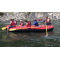 16' Saturn Whitewater Raft - 2016 Model with NRS Stern Frame Package
